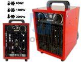 Elektrický průmyslový ohřívač vzduchu 2kW 01223