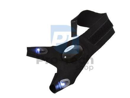 Montážní rukavice s LED světlem 05160